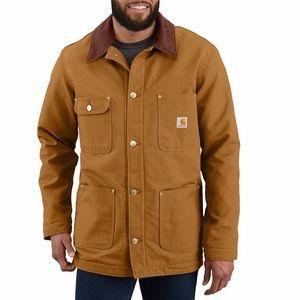 NWT Carhartt firm duck chore coat size 3XL